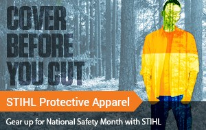STIHL National Safety Month